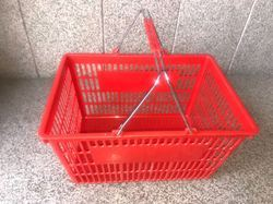 Plastic Mesh Shopping Baskets