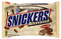 Snickers Almond Chocolate
