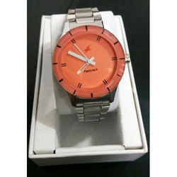 Ladies SS Strap Watch