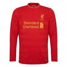 separation shoes f4d2e 16ecb Liverpool Full Sleeves Jersey