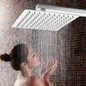6X 6 Ultra Slim Rain Shower Head