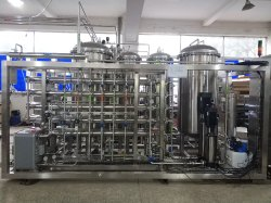 RO EDI Plant