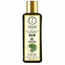 Zenobia Neem Oil Hair Care Oil