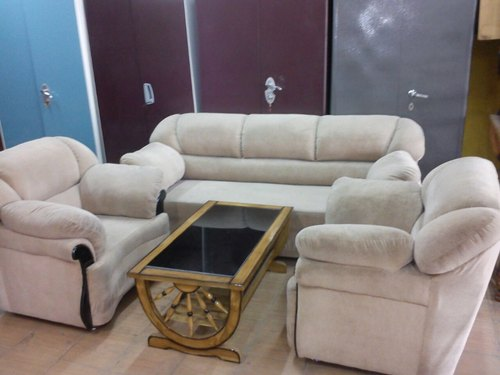 Brand New Sofa Set With Center Table