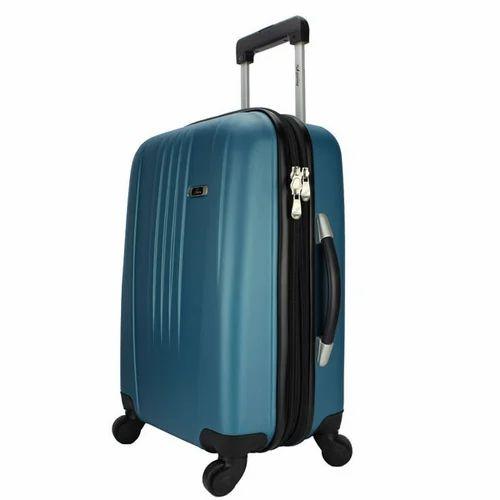 c28f29aa0 Multicolor Polycarbonate Trolley Bag