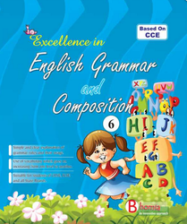 Excellence In English Grammer And Composition 6 Book
