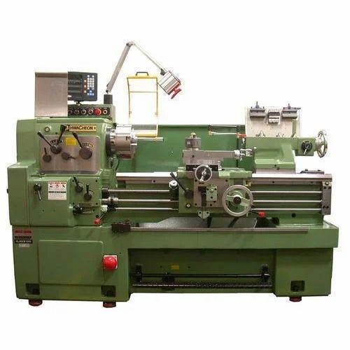 Manual Lathe Machine Horizontal Lathe Rs 125000 Unit Manual Guide