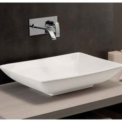 XQS-WHT-0529 Ceramic Basin