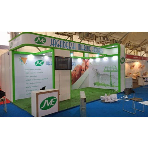 Exhibition Stand Modular : Modular exhibition stand for for promotional activities rs