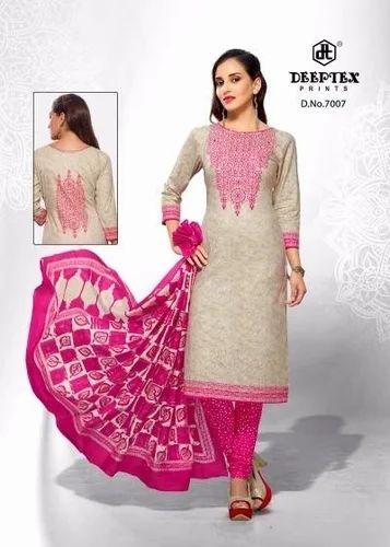 Reyan Ladies Cotton Suit at Rs 700 /kilogram | Cotton Suit, Cotton ...