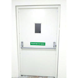 Panic Exit Door