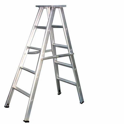 Jpr Aluminium Industrial Ladder, Size:20 X 35 Feet, Rs 8000 /feet ...