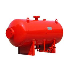2000L Mild Steel Chemical Storage Tank