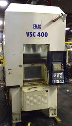 Automatic EMAG VSC 400 CNC Vertical Turning Centre
