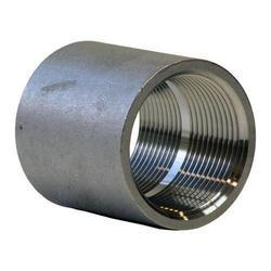 Galvanized Pipe Coupler, Size: 1/2 inch, for Structure Pipe