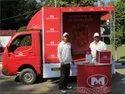 L- Sep Tata Ace Van On Rent, Usage: Advertising