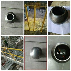 Mild Steel Railing Balls