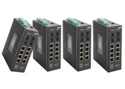 Industrial Managed POE Switches