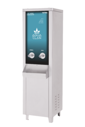 Water Purifier Cum Cooler 75 LPH Normal and Cold