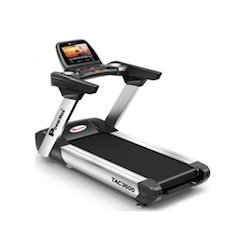 Commercial Motorized AC Treadmill (15.6' Color Touch Screen)