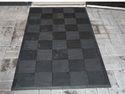 Active Scraper Floor Rubber Mat - 3 Ft x 5 Ft, 4 Ft x 6 Ft (Approx)