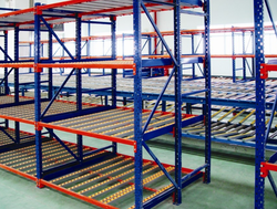 Warehouse Storage System