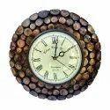 Shopee India Handicraft Antique Look Wall Clock