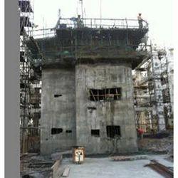 Modular Acrylic Evaporation Cooler Construction Service, in pan india