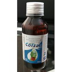 Terbutaline Sulphate Bromhexine and Menthol Syrup