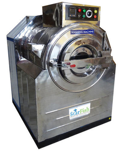 Industries Side Loading Washing Machine, Front Loading