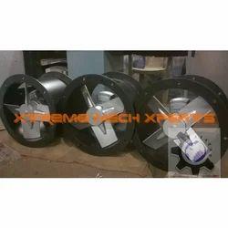 Aluminum Axial Fans