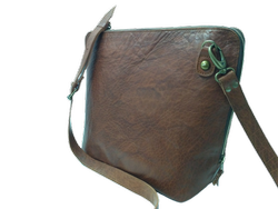 Crunch Leather Ladies Bag