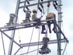Double Pole Structure Work, in Coimbatore