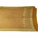 All Over Golden Color Fancy Design Banarasi Georgette Bandhani Dupatta