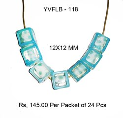 Lampwork Fancy Glass Beads - YVFLB-118