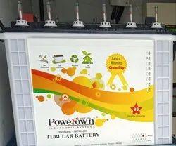 Powerown Tubular Battery
