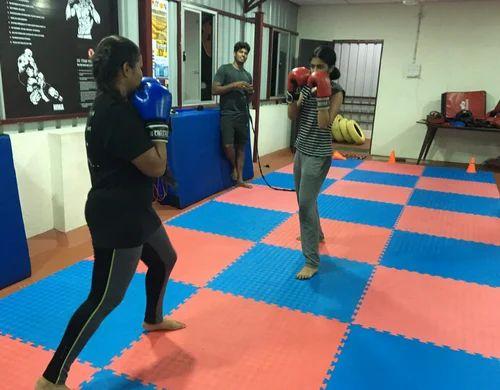 Kick Boxing Training in Chennai, Anna Nagar by Elite Cross Fitness