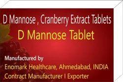 D Mannose Tablet