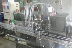 Edible Oil Bottle Filling Machine