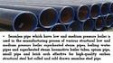 ASTM A106 GR. C Pipe