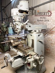 Induma Vertical Turret Milling Machine
