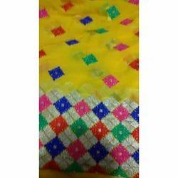 Daman Saree Fabric