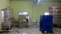 SS RO Plant 3000 LPH