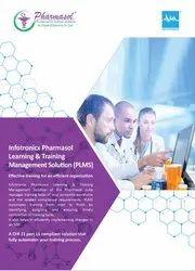 Infotronicx Pharmasol Training Management System