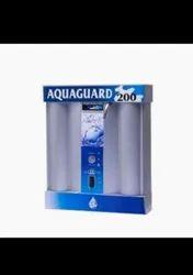墙壁安装Aquaguard 200净化器,办公室,罐存放能力:0-5升