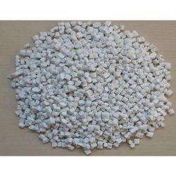 White, Black PVC Granules, Pack Size: 25 Kg