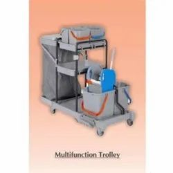 Heavy Duty Multi Function Janitor Trolley