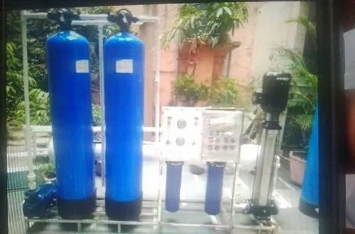 1000 Ltr Water Plant