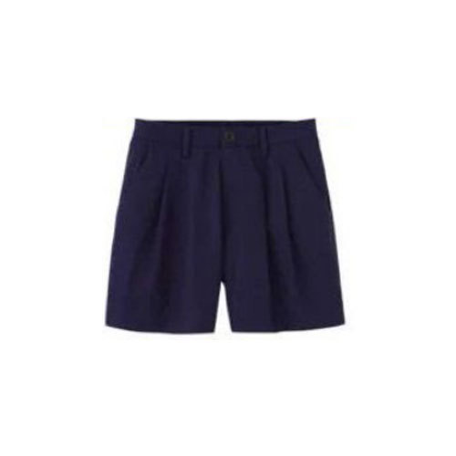 d1f990f38e Ladies Cotton Dark Blue Plain Short Pant, Rs 155 /piece, Kohinoor ...
