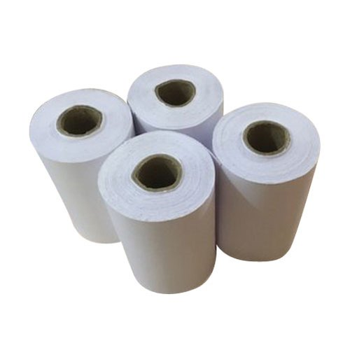 White Plain Paper Roll, GSM: 55-60 GSM